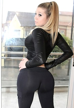 Big Ass Yoga Pants Porn Pictures