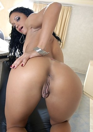 Big Ass Pussy from Behind Porn Pictures