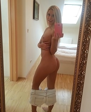 Big Ass Selfshot Porn Pictures