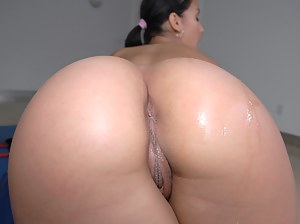 Big Ass Shaved Pussy Porn Pictures